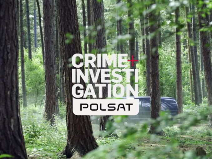 Nowa oprawa kanału Crime+Investigation Polsat