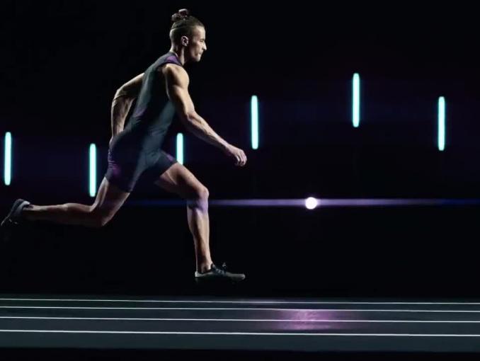 Ibuprom Sport - reklama