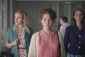 """""""Wojenne dziewczyny"""" - spot promujący nowy serial TVP1"""