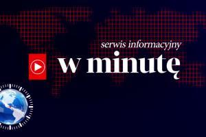 """""""W minutę"""" - najważniejsze wiadomości w nowym programie serwisu wideo Wyborcza.pl"""