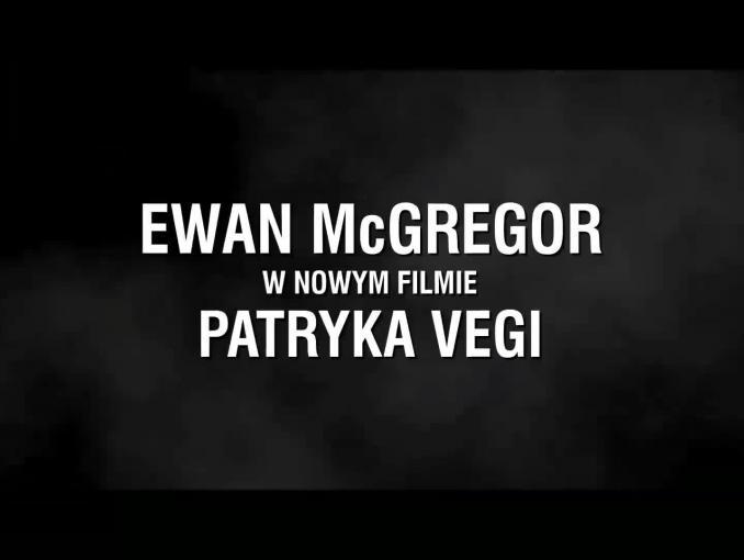 Ewan McGregor w reklamie Showmax.pl