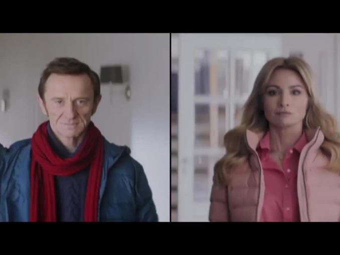 """Joanna Brodzik i Paweł Wilczak reklamują SmartDom jako """"domowy program oszczędnościowy"""""""