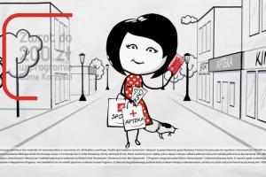 Bank Pocztowy reklamuje konto z programem Same Korzyści