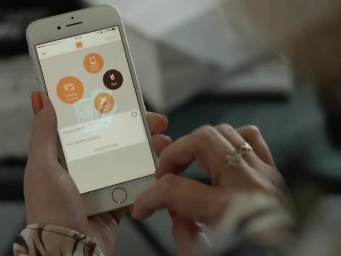 Agnieszka Jastrzębska promuje szybki kredyt w Orange Finanse