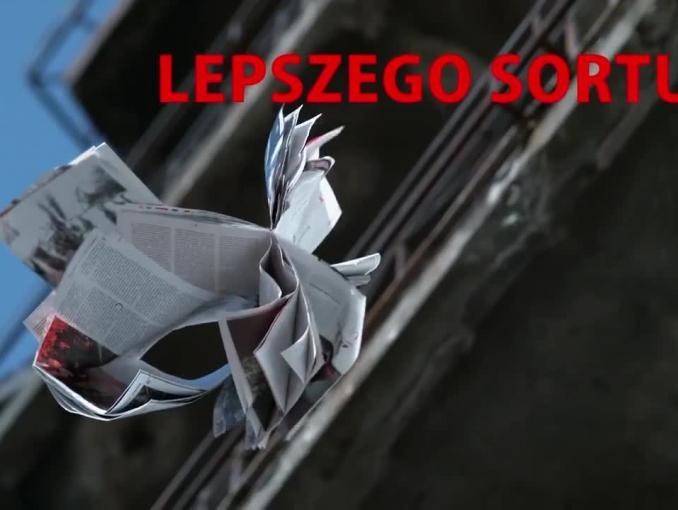 """Nowa """"Gazeta Polska"""" reklamowana """"bez resortowych dzieci"""""""