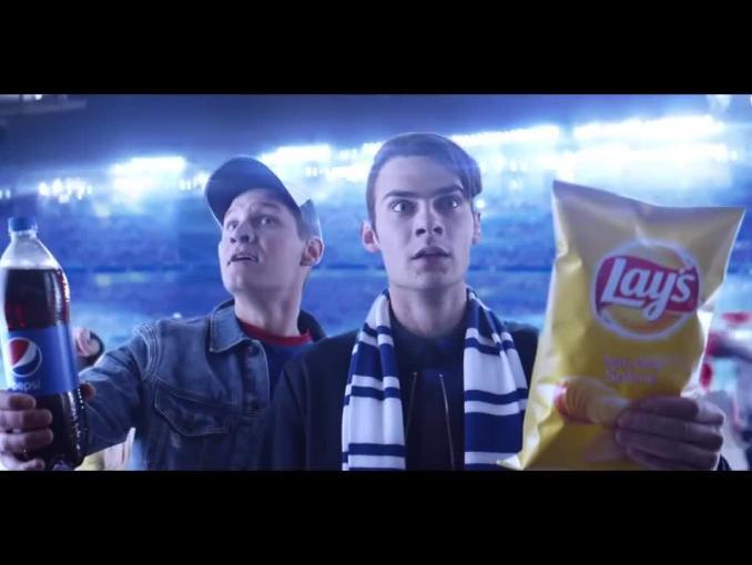 Kuba Błaszczykowski reklamuje piłkarską promocję Pepsi i Lay's