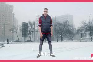 Szymon Majewski śpiewa piosenkę hipstera w spocie Actimela