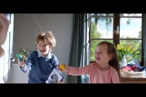 Wedlanoc w wielkanocnej reklamie słodyczy Wedel