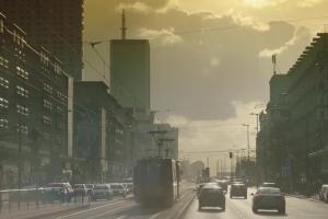 """""""Usłysz swoje miasto"""" - dźwięki Warszawy w kampanii BMW i3"""