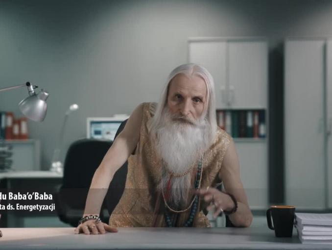 Szkoła dla guru w reklamie Pracuj.pl