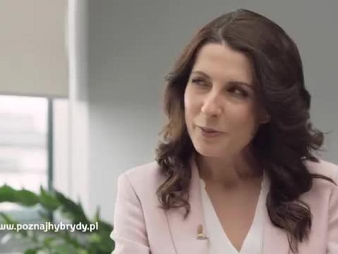 """""""Poznaj hybrydy"""" - Włodzimierz Zientarski reklamuje Toyotę"""