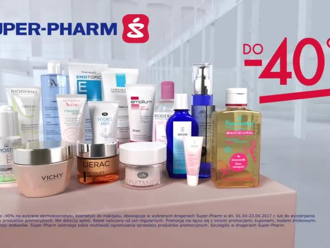 """Super-Pharm reklamowana """"w pięknym stylu"""""""