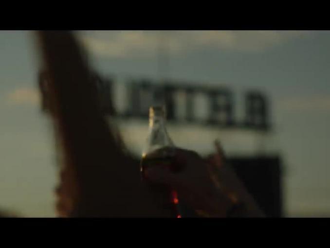 """Bądź Limonką!"" - reklama Coca-Coli"