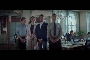 Kibice piłkarscy promują HBO i Canal+ w Orange Love