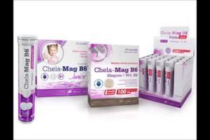 Olimp Laboratories przyznaje: reklama Chela Mag B6 mogła wprowadzać w błąd, nie było w niej farmaceutki
