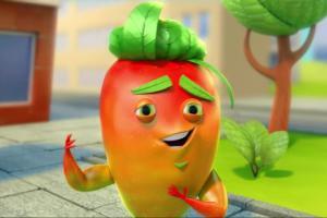 Miłość mango i pomarańczy - reklama Kubuś Play