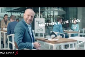 Czarno na białym - spot eurobanku z Piotrem Adamczykiem