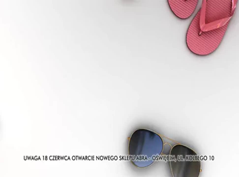 Abra - reklama promocji wakacyjnej