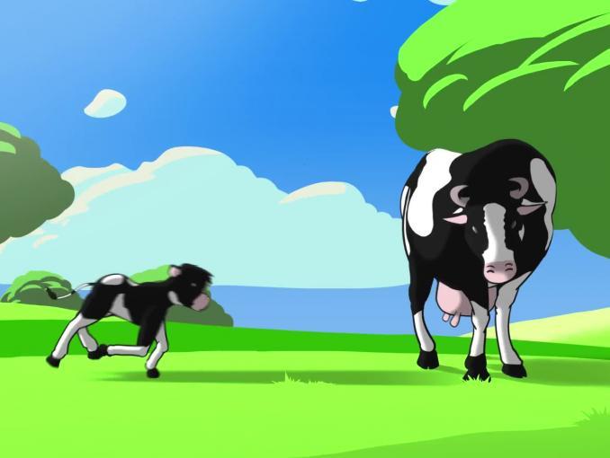 Łaciate Junior: Pełne mleko energii
