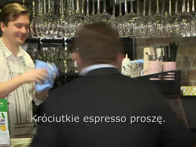 """""""Tydzień sąsiedzkiego biznesu"""" od BGŻ BNP Paribas - spot z Robertem Makłowiczem"""