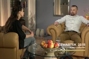 """Anna Świątczak prowadzi """"Punkt zwrotny"""" w TBN Polska"""