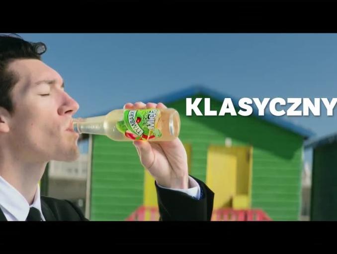 Fajna ekipa w reklamie nowego smaku Tymbarka
