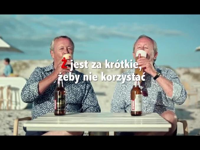 """""""Ustaw sobie Ż""""  w loterii piwa Żywiec"""