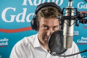 Rafał Królikowski głosem Radia Gdańsk