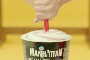 """Lody Manhattan: """"Nieważne jak, ważne z kim!"""""""