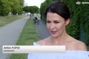 Anna Popek: nie jestem twarzą Jacka Kurskiego w TVP, inni występują częściej
