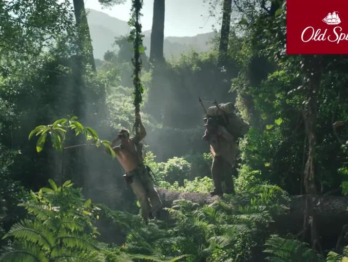 Odkrywca z głosem Arkadiusza Jakubika reklamuje Old Spice Lasting Legend