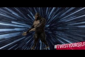"""""""Sięgaj po więcej! #twistyourself!"""" - kampania Bakoma Twist"""