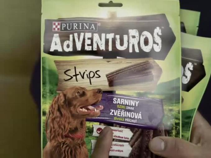 Nowa kampania Purina Adventuros