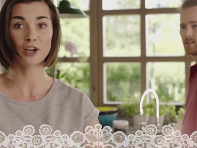 Makaron Tradycyjny z Ludwina - reklama
