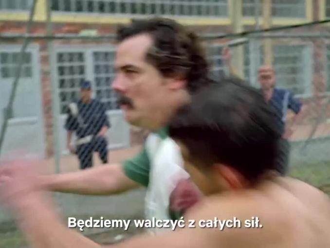"""Pablo Escobar gra w piłkę w spocie """"Narcos 3"""" na Netflix"""