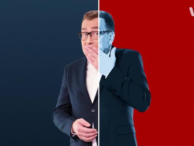"""""""Orłoś kontra"""" - talk-show Macieja Orłosia w Telewizji WP"""