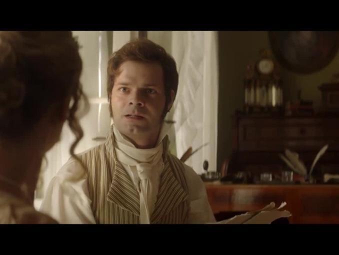 Robert Górski pomaga Adamowi Mickiewiczowi w spocie Orange na Kartę