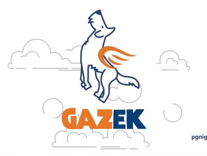 Latający pies Gazek reklamuje PGNiG