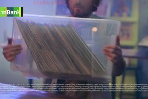 Przedsiębiorcy od płyt reklamują konto firmowe w mBanku