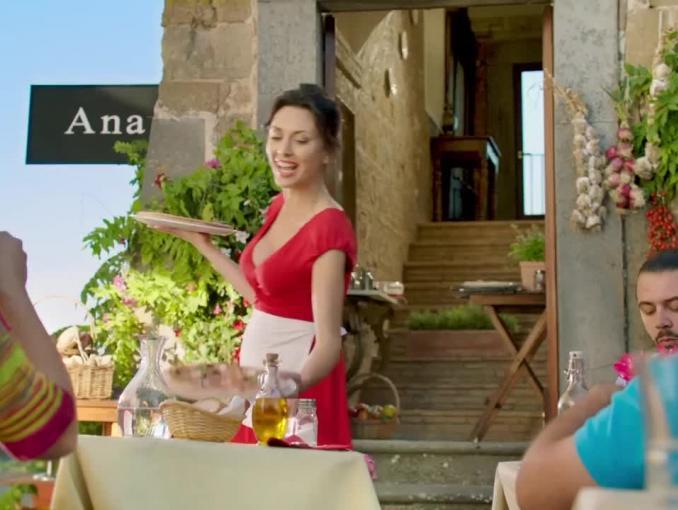 """Dr. Oetker Feliciana reklamowana jako """"pizza z włoską historią"""""""