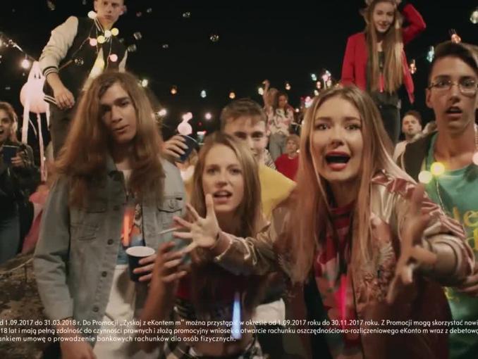 Władysław Jagiełło na imprezie w spocie mBanku