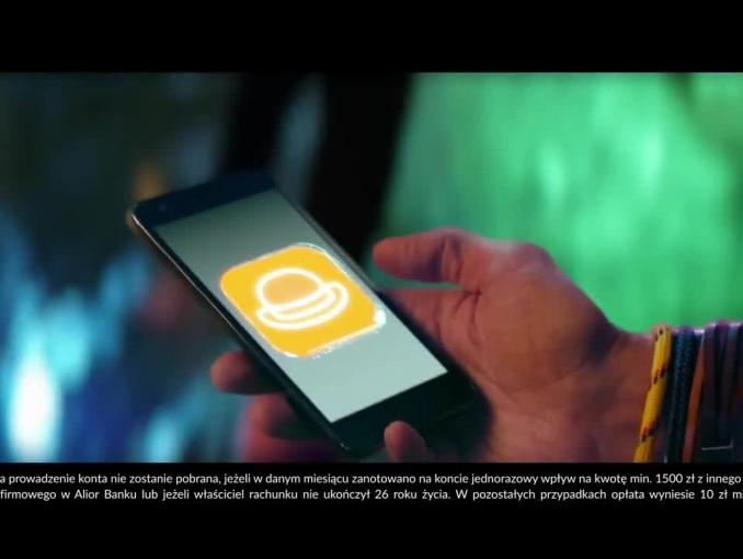 Alior Bank reklamuje Konto Jakże Osobiste