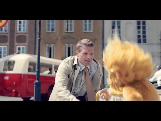 """""""Jeloł to"""" - reklama bananów Yellow"""