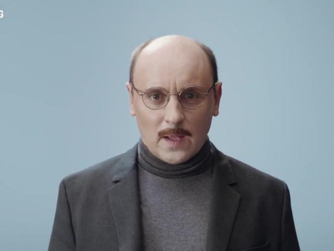 Samsung QLED TV - spot z Adamem Woronowiczem