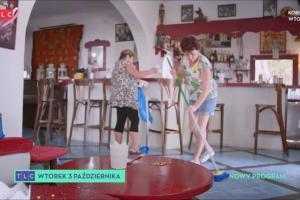 """""""Babski blues, czyli ja ci posprzątam"""" - serial Andrzeja Fidyka w TLC"""