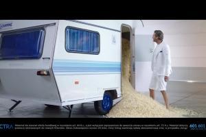 Vectra z popcornem reklamuje pakiet filmowy z HBO