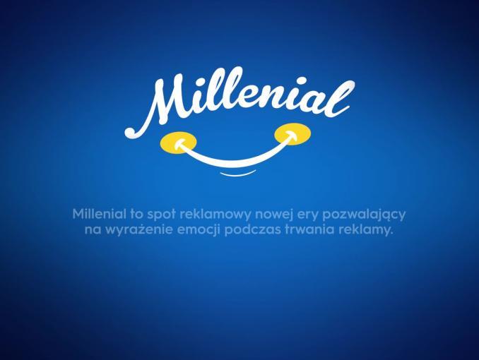 Millenial - nowy format reklamowy TVN Media