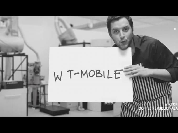 T-Mobile reklamuje pakiet Firma bez limitów