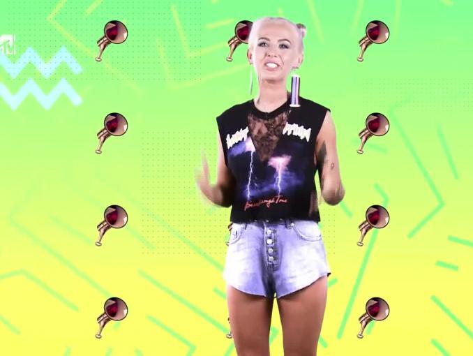 """""""MTV Bites"""" - nowy program Niny Cieślińskiej w MTV Music"""