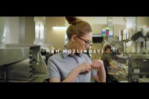 """""""Witamy w McDonald's"""" - kampania promująca zatrudnienie w McDonald's"""